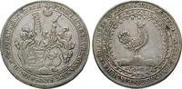 Henneberg, Grafschaft Reichstaler 1697 f.vz, kl. S