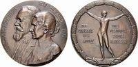 Schlesien-Breslau, Stadt Bronze-Medaille