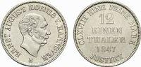 Hannover-Königreich 1/12 Taler Ernst August 1837-1851.