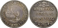 Hamburg-Stadt AR-Medaille o.Jahr
