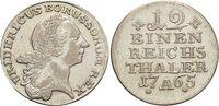 Brandenburg-Preussen 1/12 Taler Friedrich II. 1740-1786, Münzstätte Berlin.
