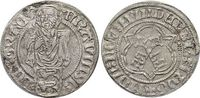 Minden-Bistum Groschen Franz I. von Braunschweig-Wolfenbüttel 1508-1529.