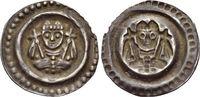 Konstanz-Bistum Brakteat Eberhard II. von Waldburg-Thann 1248-1274.