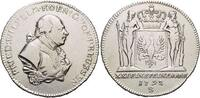 Brandenburg-Preussen Für Ansbach-Bayreuth, 2/3 Taler 1 Friedrich Wilhelm II. 1786-1797.