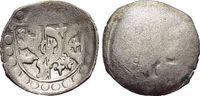 Salm-Dhaun Schüsselpfennig Adolf Heinrich 1557-1606.