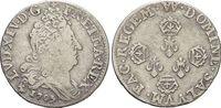 Frankreich 10 Sols - 1/8 Ecu Ludwig XIV. 1643-1715.