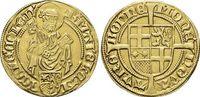 Köln-Erzbistum Gold-Gulden o.Jahr Hermann von Hessen 1480-1508.