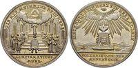 Württemberg AR-Medaille o.Jahr - v. Oexlein - zur Ko Karl Eugen 1744-1793.