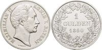 Bayern Gulden Maximilian II. Joseph 1848-1864.