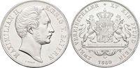 Doppeltaler 1860 Bayern Maximilian II. Jo...