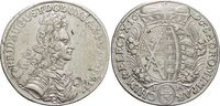 2/3 Taler(Gulden) 1696  IK Sachsen-Alberti...