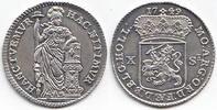10 Stuiber 1749 Niederlande / Provinz Holland Stehender Frau hinter Alt... 192,50 EUR  +  10,00 EUR shipping