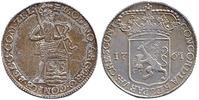 Silberdukat 1761 Niederlande / Provinz Zeeland Stehender Ritter. Sehr S... 194,50 EUR  +  10,00 EUR shipping