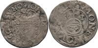 Schleswig Holstein Gottorp 1/24 Taler Johann Adolf, 1590-1616