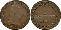 1/2 Kreuzer 1812 Austria Ungarn Schmöllnitz Franz II./I., 1792-1835 Sch... 12,00 EUR  +  3,00 EUR shipping