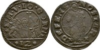 Soldo zu 12 bagattini 1625-1629 Italien Venedig Giovanni Corner, 1625-1... 30,00 EUR  zzgl. 3,00 EUR Versand