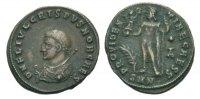 RÖMISCHE KAISERZEIT Follis Crispus, 317 - 326, Nicomedia