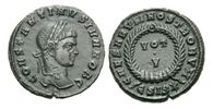 RÖMISCHE KAISERZEIT Follis Constantin II.,316 - 340.