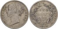 British India Rupee Victoria, 1837-1901
