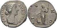Denar 161-176 RÖMISCHE KAISERZEIT Faustina Minor (147-176) f.vz  75,00 EUR  +  3,00 EUR shipping