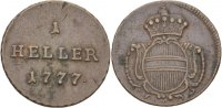 RDR Austria Wien Heller Maria Theresia, 1740-1780.