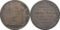 2 Sols 1792 Frankreich Paris  ss  45,00 EUR  +  3,00 EUR shipping