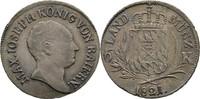 Bayern München 6 Kreuzer maximilian I. Joseph, 1806-1825