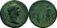 Sesterz 86 RÖMISCHE KAISERZEIT Domitianus, 81-96 ss  600,00 EUR free shipping