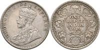 1 Rupie 1919 Britisch Indien George V., 1910-36 vz  35,00 EUR  +  3,00 EUR shipping