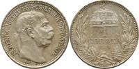 Austria Ungarn Kremnitz Korona Franz Joseph, 1848-1916