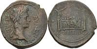 As 8-7 RÖMISCHE KAISERZEIT Augustus (27 v. Chr.-14 n. Chr.) ss  400,00 EUR free shipping