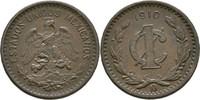 1 Centavo 1910 Mo Mexiko  vz  10,00 EUR  +  3,00 EUR shipping