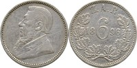6 Pence 1896 Südafrika  ss  15,00 EUR  +  3,00 EUR shipping