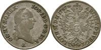 3 Kreuzer 1787 RDR Austria Habsburg Wien Joseph II., 1765-1790 ss  65,00 EUR  +  3,00 EUR shipping