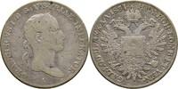 1/2 Taler = Gulden 1834 Austria Habsburg Wien Franz II./I., 1792-1835 f... 70,00 EUR  +  3,00 EUR shipping