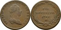 Kreuzer 1790 RDR Ungarn Habsburg Kremnitz Joseph II., 1765-1790 ss  15,00 EUR  +  3,00 EUR shipping