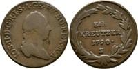 Kreuzer 1790 RDR Ungarn Habsburg Kremnitz Joseph II., 1765-1790 fss  10,00 EUR  +  3,00 EUR shipping