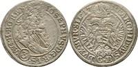 3 Kreuzer 1710 RDR Habsburg Schlesien Brieg Joseph I., 1705-1711 ss  40,00 EUR  +  3,00 EUR shipping