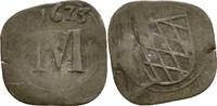 Pfennig 1623 Bayern Maximilian I., 1598-1651 f.ss  10,00 EUR  +  3,00 EUR shipping