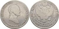 5 Zloty 1832 Polen Russland Nikolaus I., 1825-1855 f.ss  150,00 EUR  +  3,00 EUR shipping