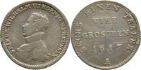 4 Groschen 1817 Preussen Berlin Friedrich Wilhelm III., 1797-1840 Fassu... 40,00 EUR  +  3,00 EUR shipping