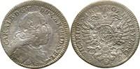 3 Kreuzer Vikariatsprägung 1740 Bayern München Karl Albrecht (1726-1745... 65,00 EUR  +  3,00 EUR shipping