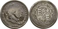 Shilling 1816 Großbritannien George III., 1760-1820 f.ss  38,00 EUR  zzgl. 3,00 EUR Versand