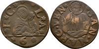Bezzo = 6 Bagattini 1619 ca. Italien Venedig Antonio Priuli, 1618-1623 ... 35,00 EUR  +  3,00 EUR shipping