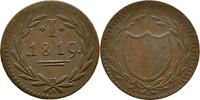 Judenpfennig Token 1819 Frankfurt  ss  20,00 EUR  +  3,00 EUR shipping