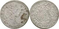 30 Kreuzer 1732 Bayern München Karl Albrecht (1726-1745) Bug, fleckig, ... 50,00 EUR  +  3,00 EUR shipping