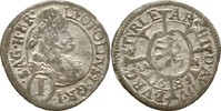 Kreuzer 1685 RDR Habsburg Steiermark Graz Leopold I., 1657-1705 ss  50,00 EUR  plus 3,00 EUR verzending
