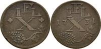Weinhandelsmarke zu X Kreuzer 1731 Salzburg Lend Leopold Anton Eleuther... 130,00 EUR  plus 3,00 EUR verzending