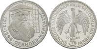 Deutschland Bundesrepublik 5 Dm Mercator Mit Langem R 1969 Bei Ma