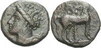 Bronze 350 - 280 Zeugitania  ss  55,00 EUR  +  3,00 EUR shipping